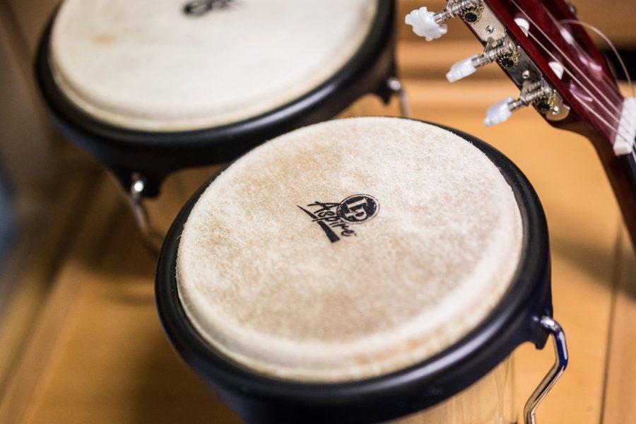 Trommeln für Musik-Liebhaber